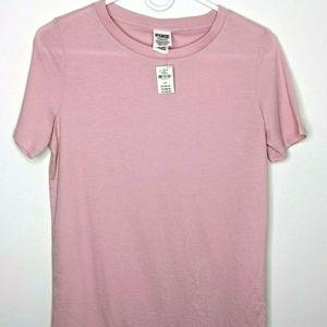New Victoria's Secret Pink Small Pink Shirt